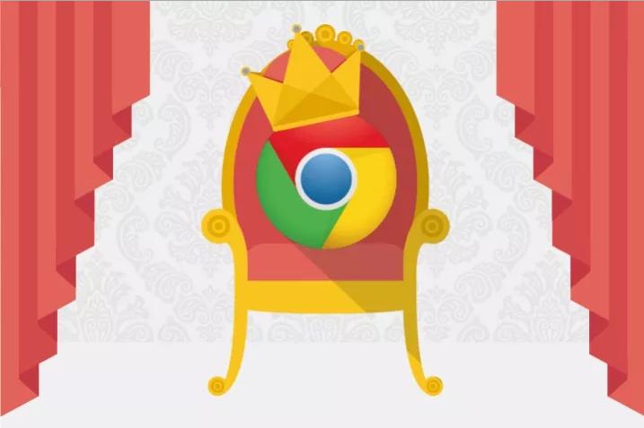 Cómo Chrome ganó la guerra de los navegadores (infografía)