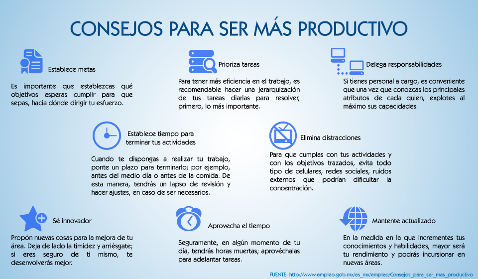 Productividad | Marketing Efectivo | JD