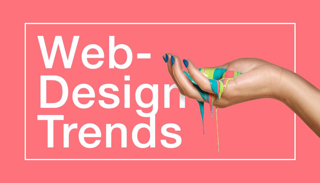Las tendencias de diseño web en 2017